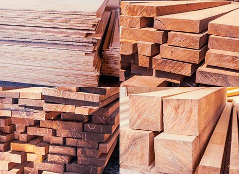 Produto madeiras