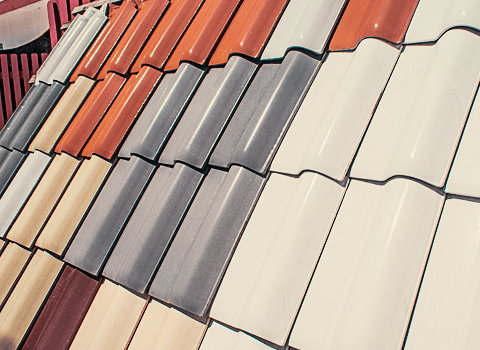 Produto telhas